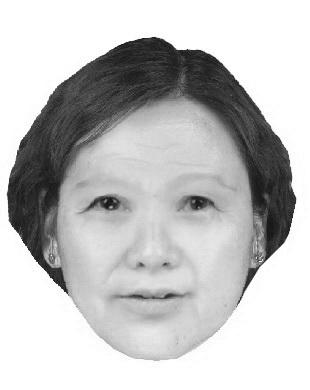 Facial Aging Simulation 94